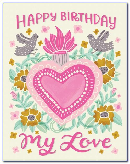 Facebook Postable Birthday Cards