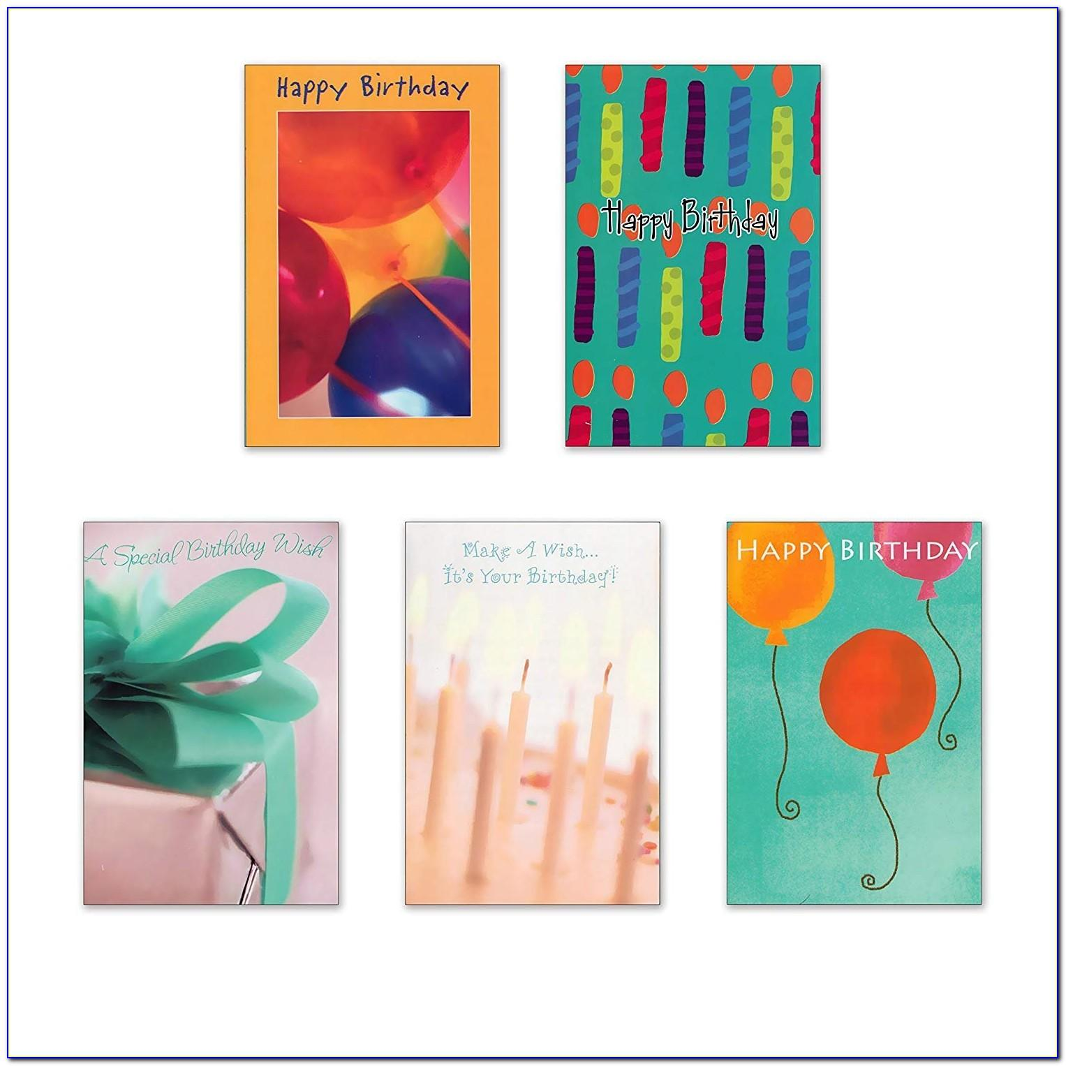Fantus Paper Products Birthday Cards