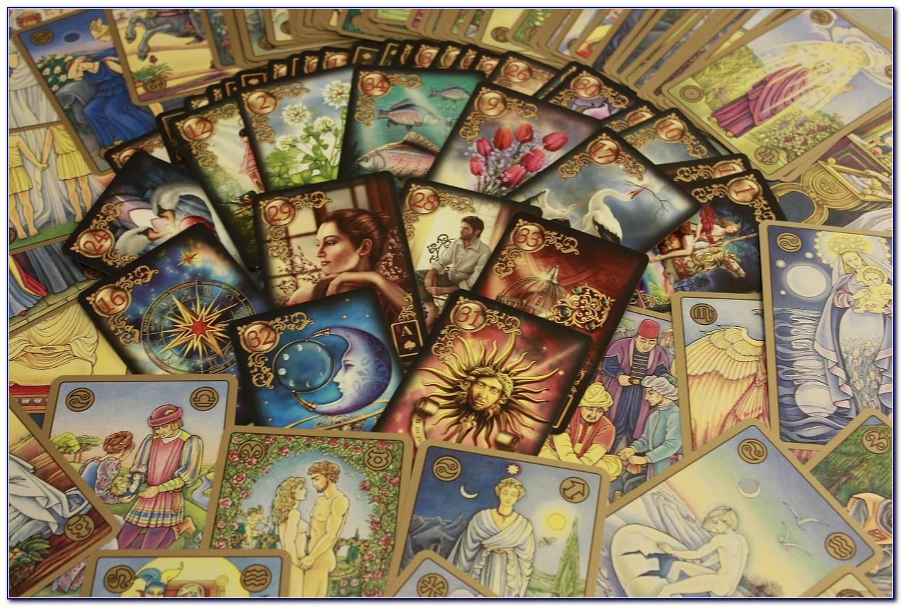 Free 10 Card Love Tarot Reading