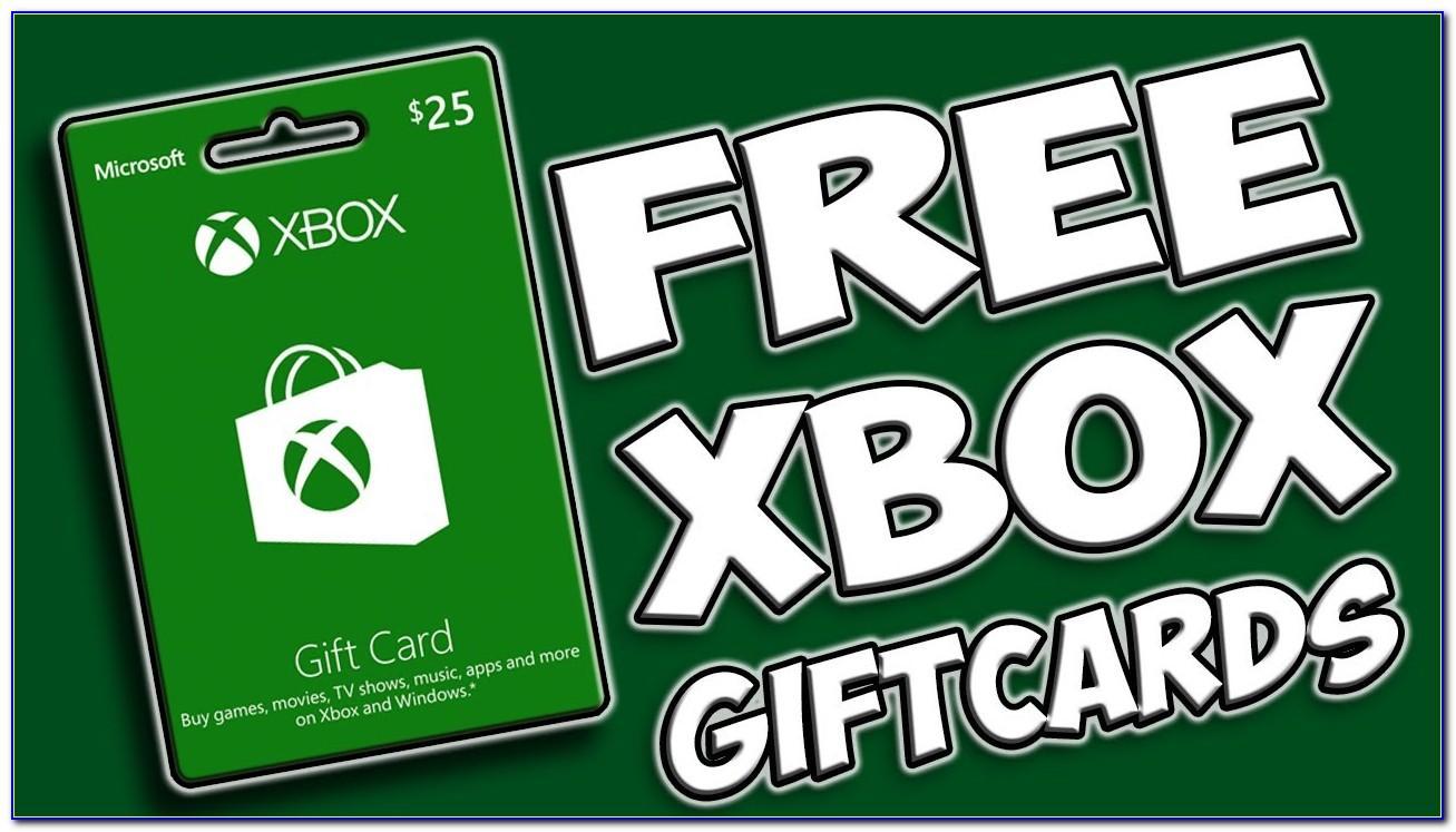 Free 25 Dollar Xbox Card Codes 2019