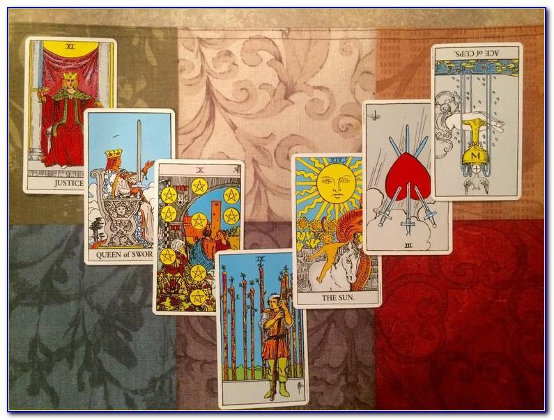 Free 7 Day Tarot Card Reading