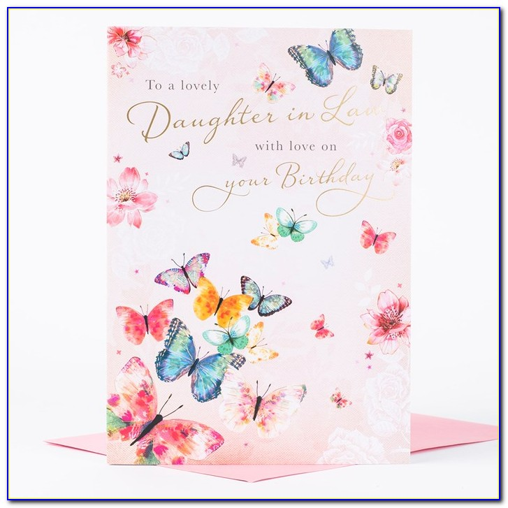 Free Birthday Card For My Daughter