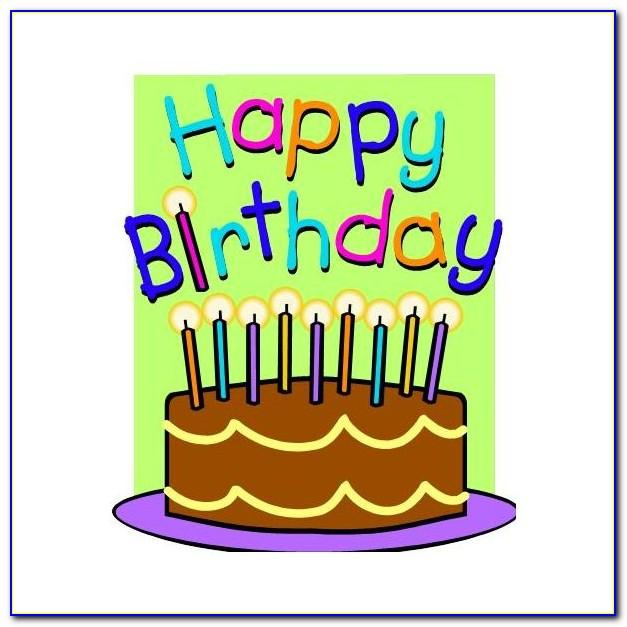 Free Birthday Card Template For Word