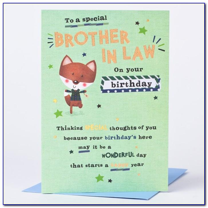 Free Birthday Cards For Brother Printable