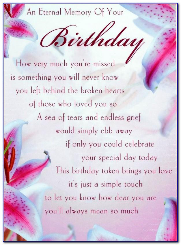 Free Birthday Cards For Husband Printable