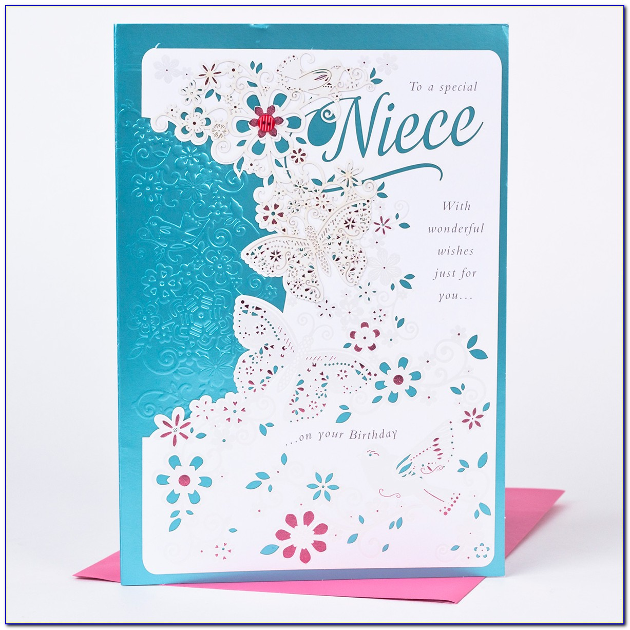 Free Birthday Cards For Niece On Facebook