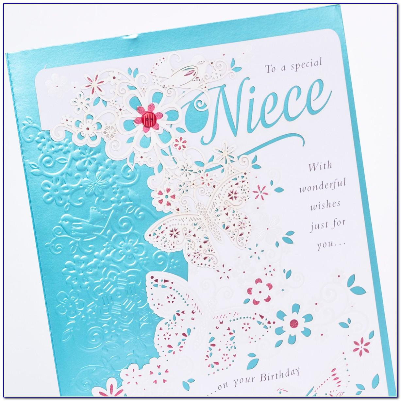 Free Birthday Ecard For Niece
