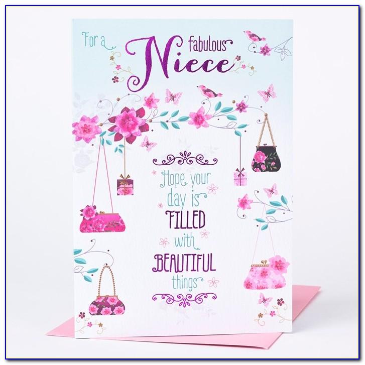 Free Birthday Ecards For Niece