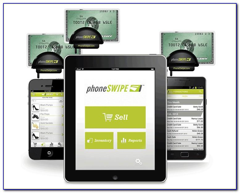 Free Credit Card Swiper