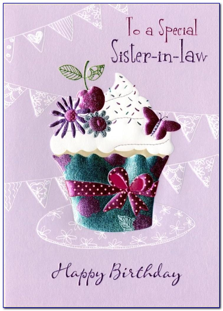 Free Download Birthday Cards For Sister