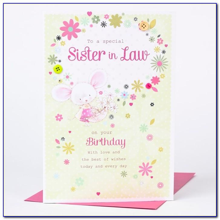 Free E Birthday Cards For Sister