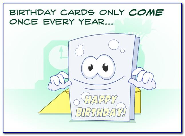 Free E Birthday Cards Funny Hallmark