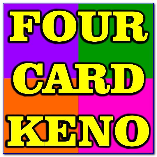 Free Four Card Keno Games