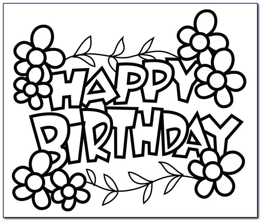 Free Funny Birthday Cards To Print Out