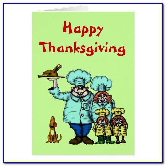 Free Funny Thanksgiving Ecards