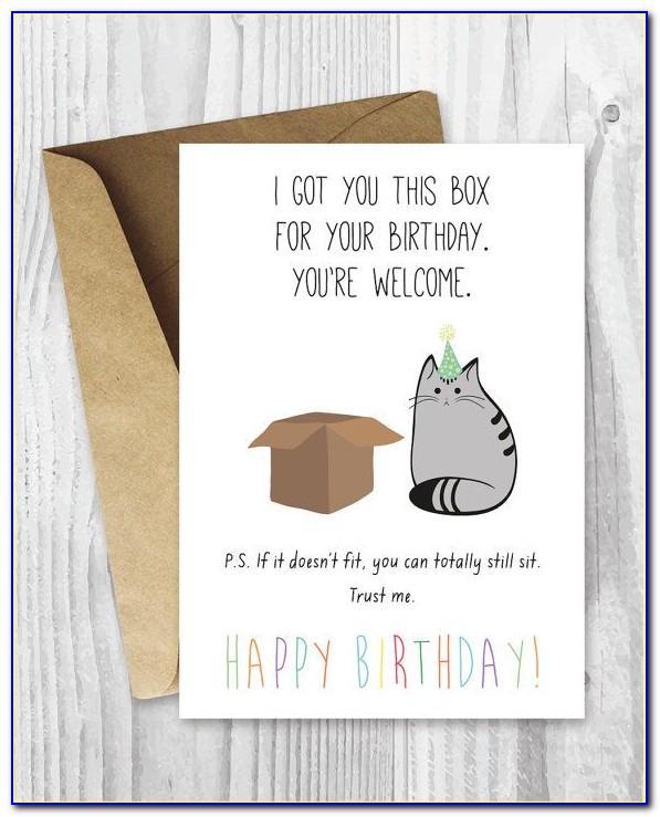 Free Funny Virtual Birthday Cards
