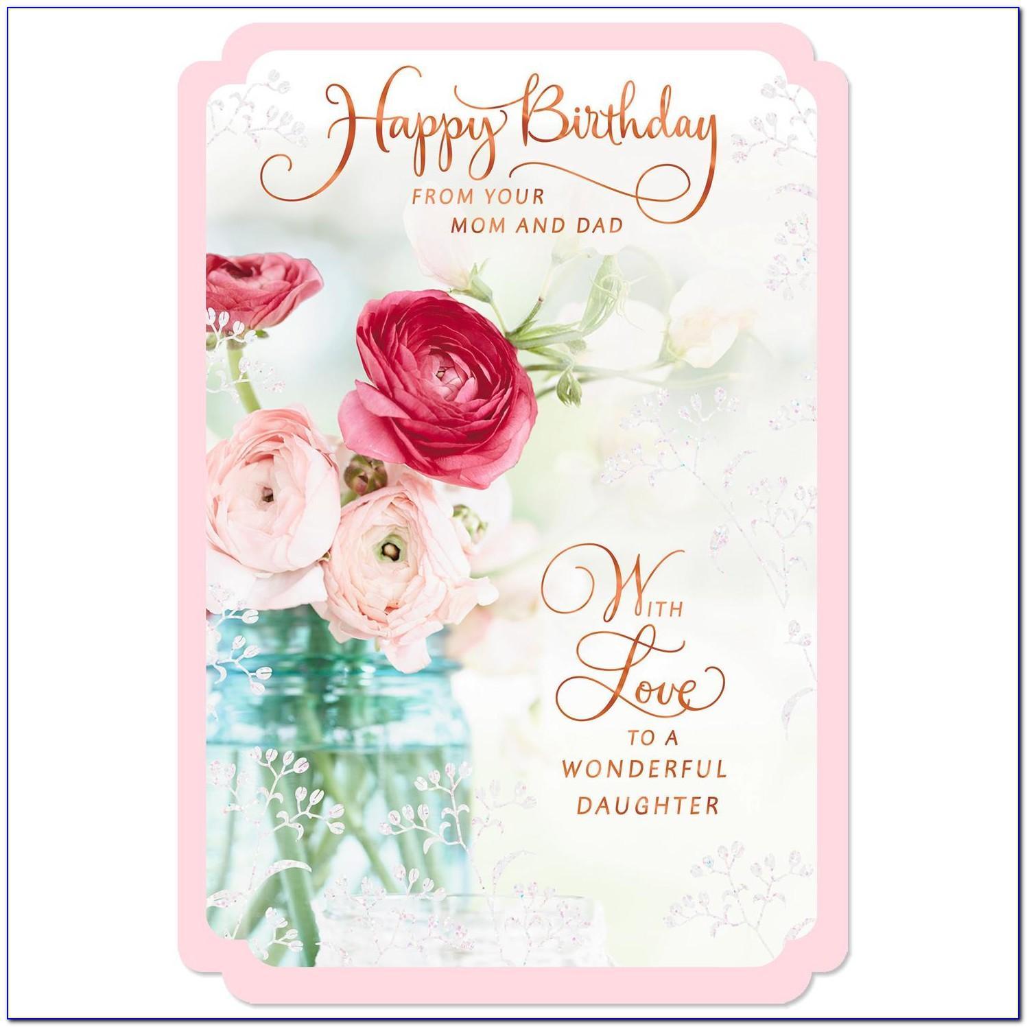 Free Hallmark E Birthday Cards