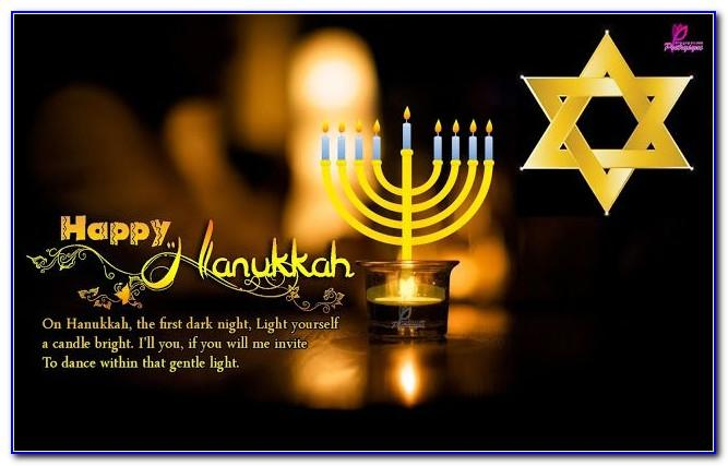 Free Hanukkah Cards To Post On Facebook