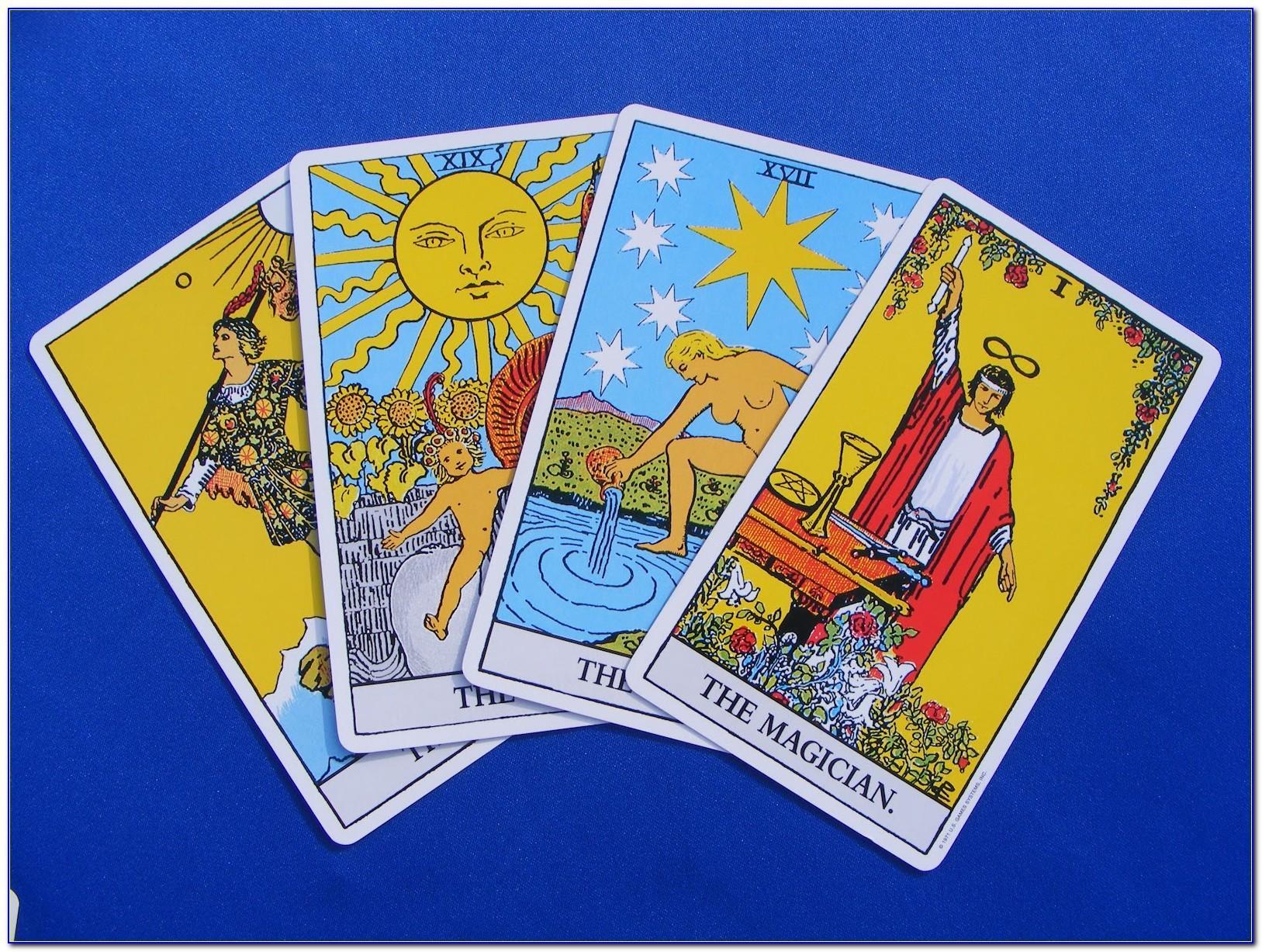 Free Horoscope Tarot Cards