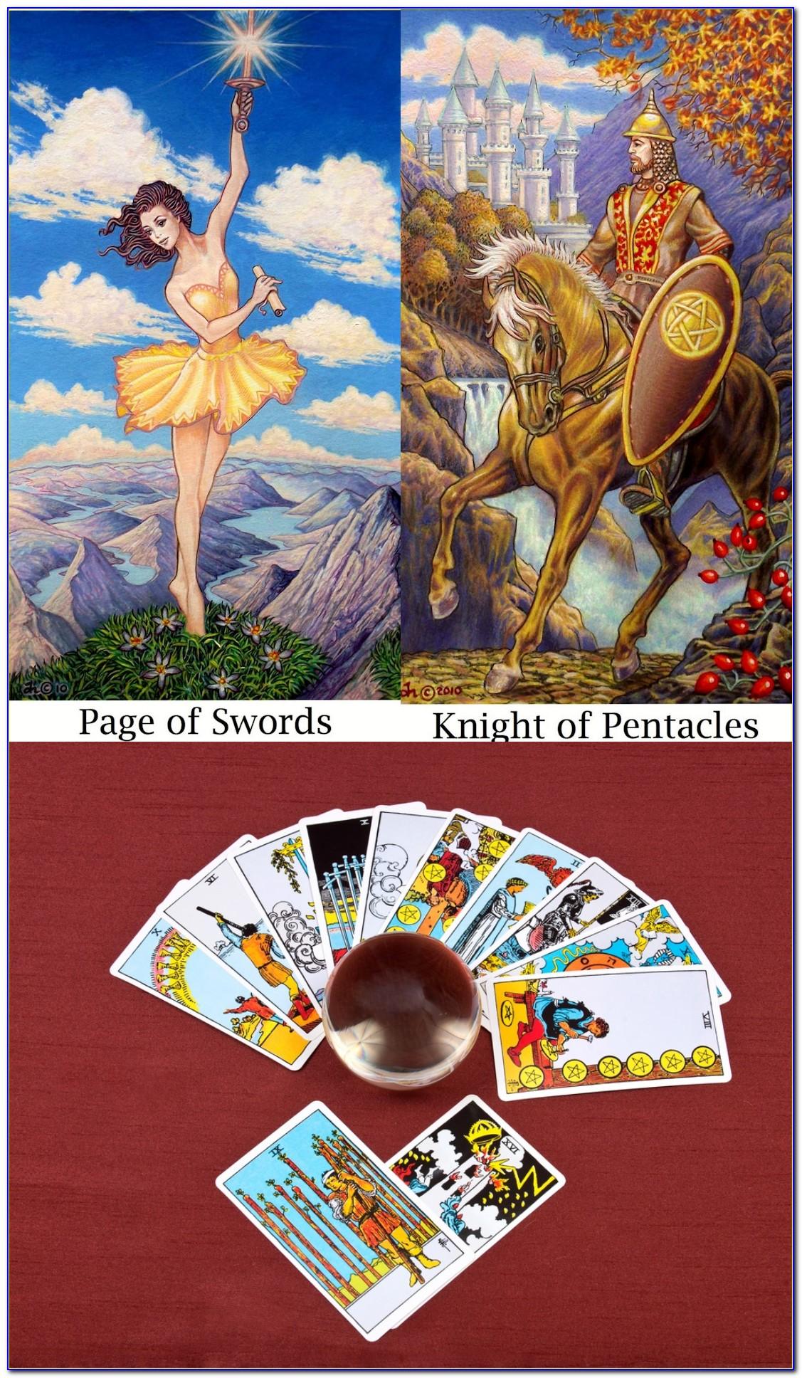 Free Latin Love Tarot Card Reading