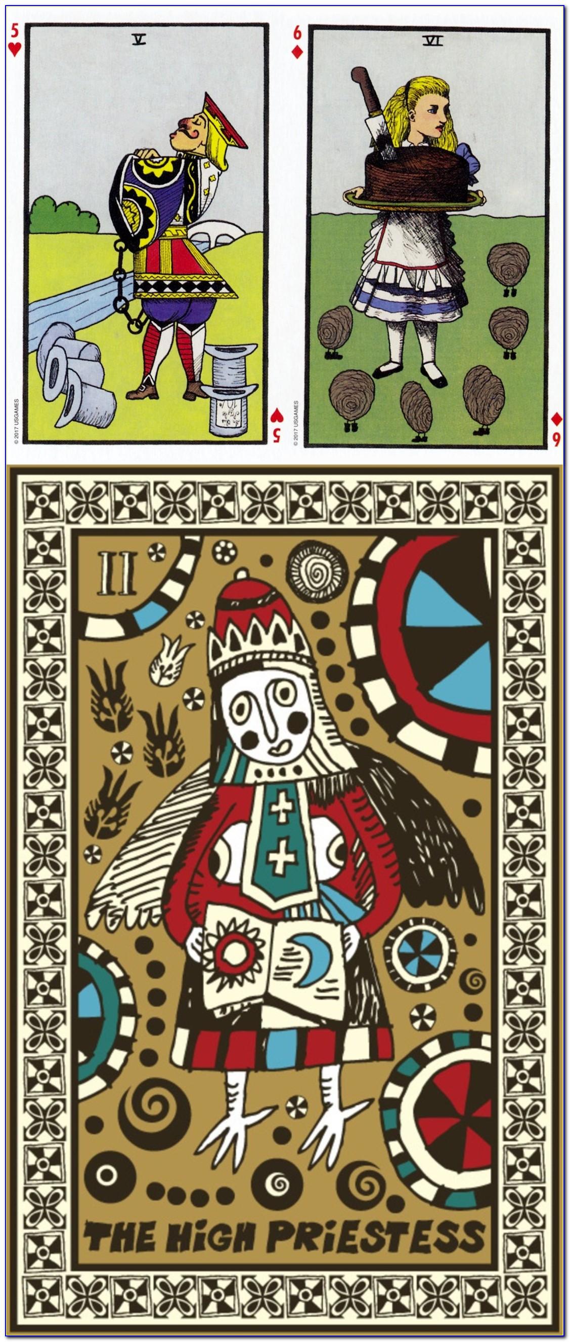 Free Latin Love Tarot Card Readings
