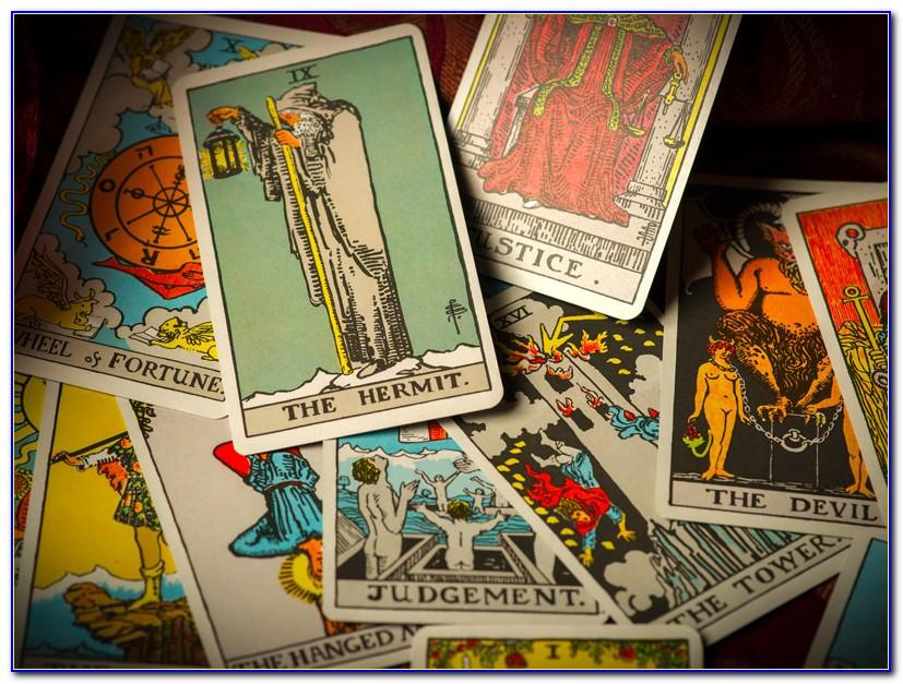 Free Latin Tarot Card Reading 2018