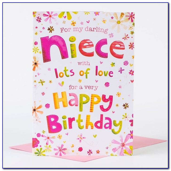 Free Musical Birthday Cards For Niece