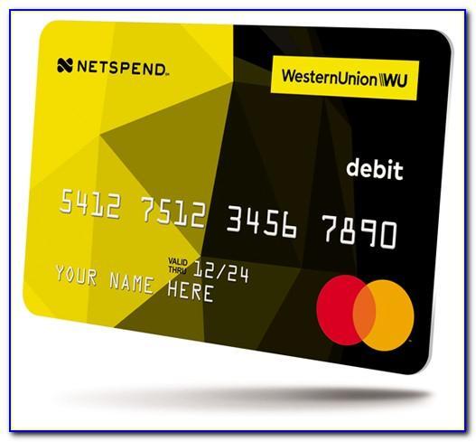 Free Netspend Debit Card