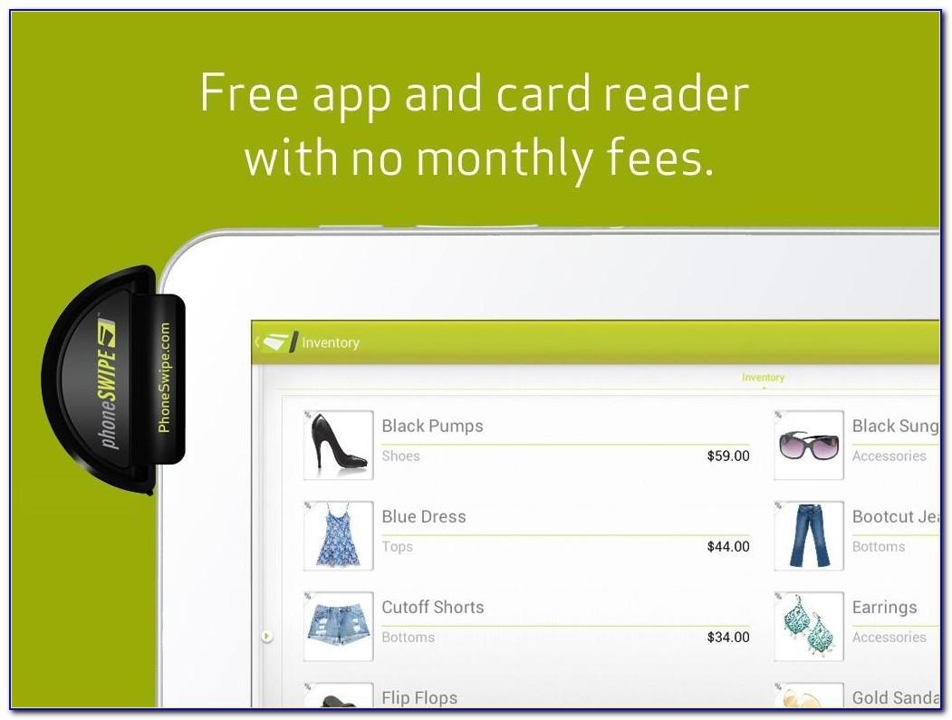 Free Paypal Card Swiper