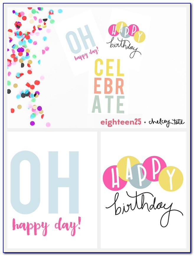 Free Printable 30th Birthday Cards For Her