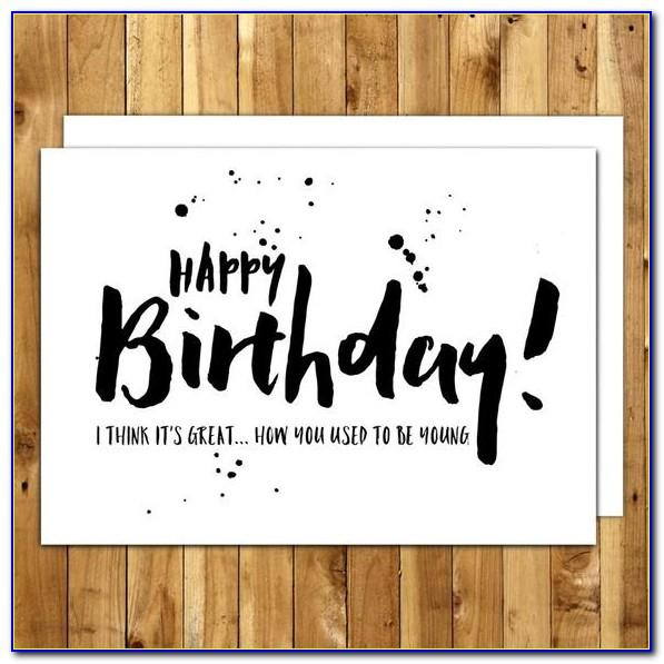 Free Printable Belated Birthday Cards For Him