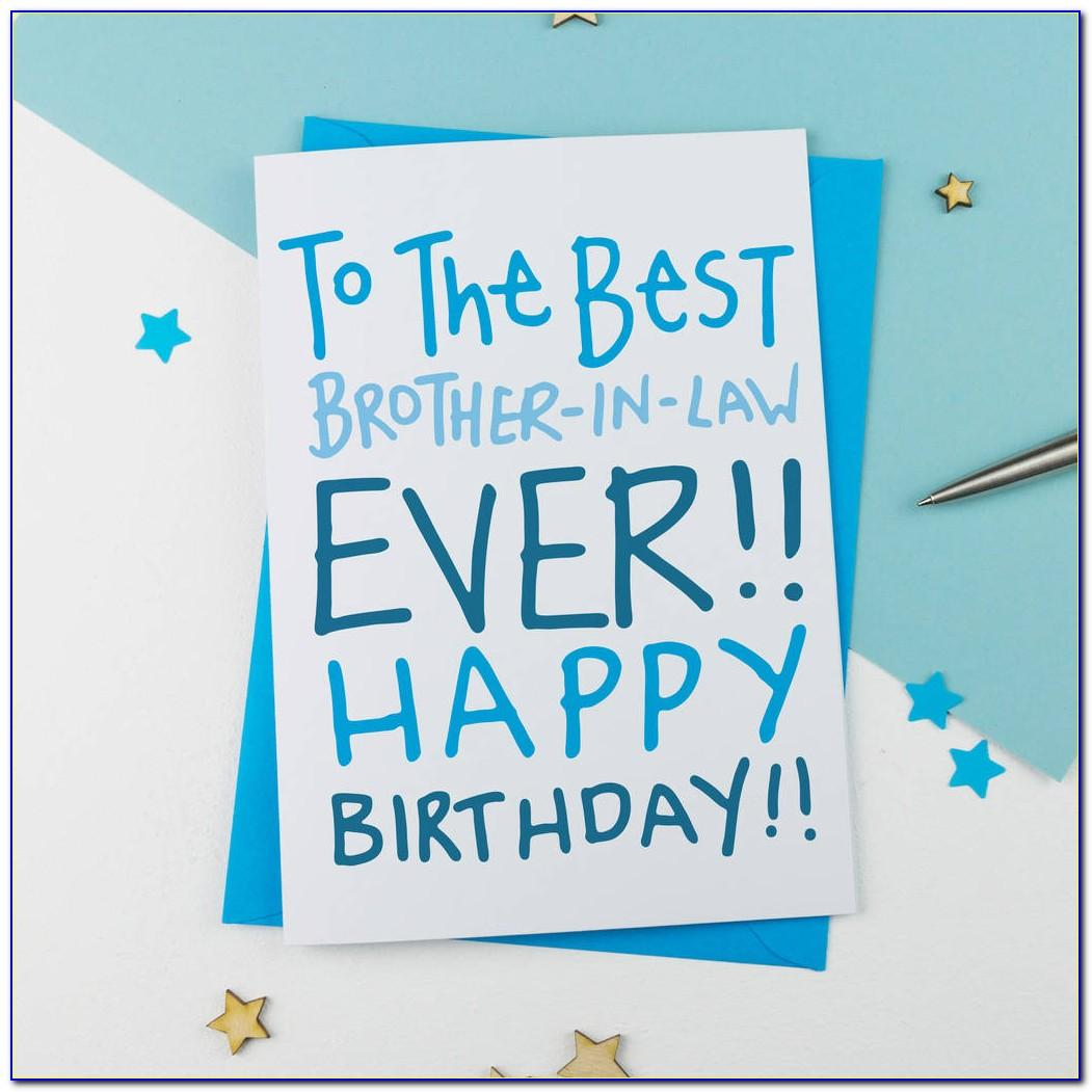 Free Printable Birthday Cards For Brothers From Sisters