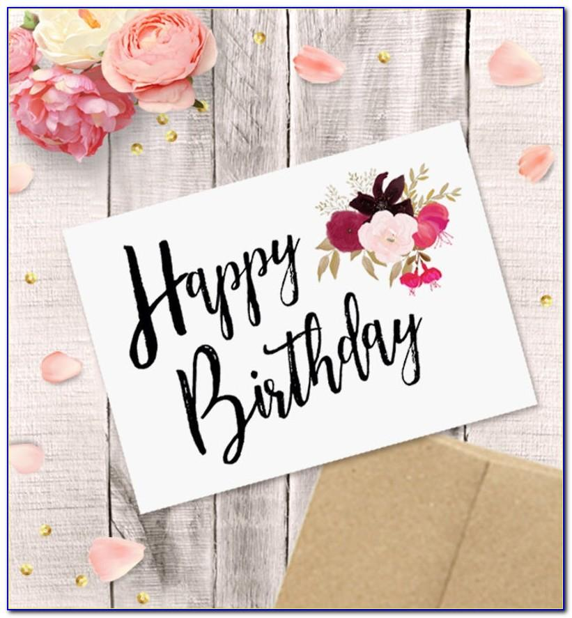 Free Printable Birthday Cards For Her Funny