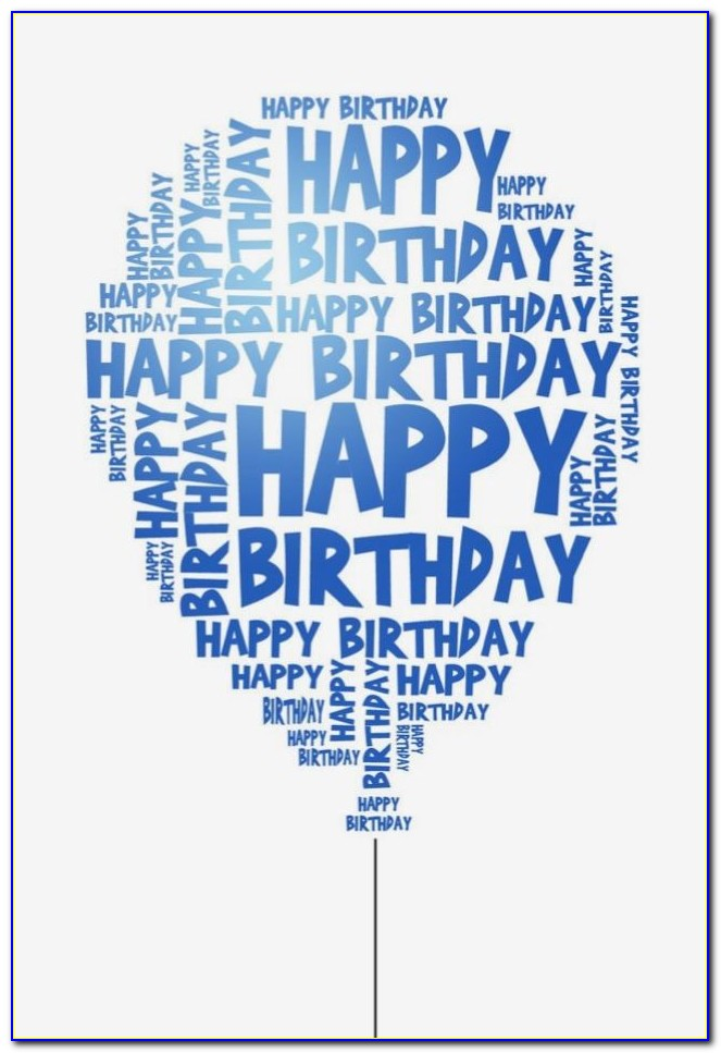 Free Printable Birthday Cards For Male Friend