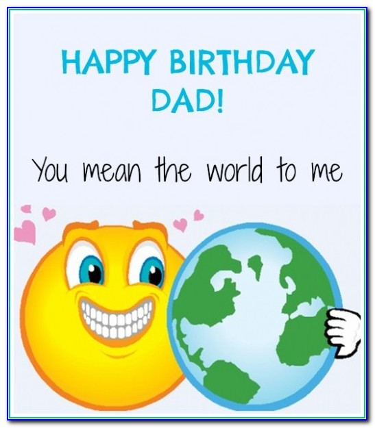 Free Printable Birthday Cards For My Husband