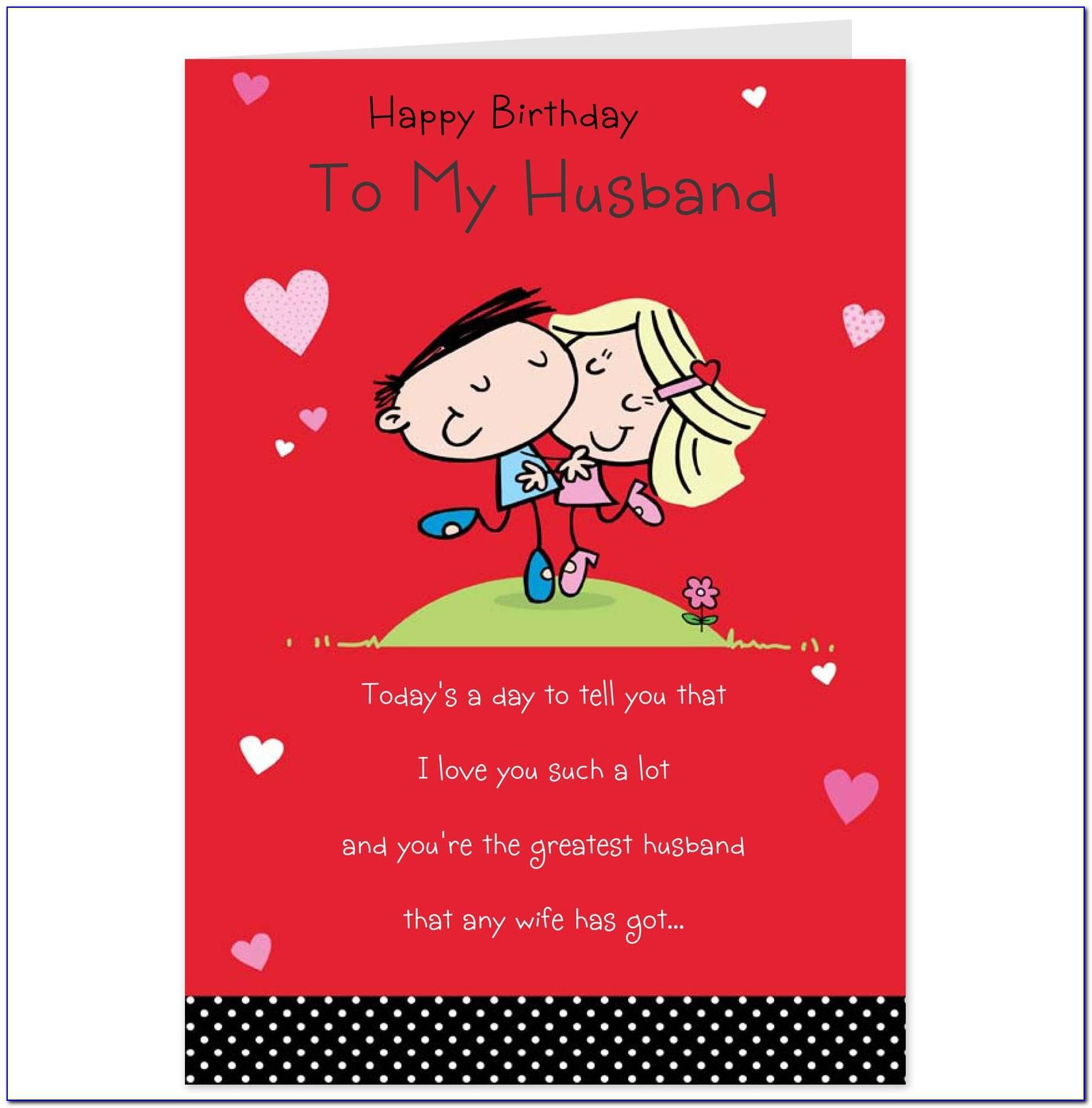 Free Printable Birthday Cards For Your Wife