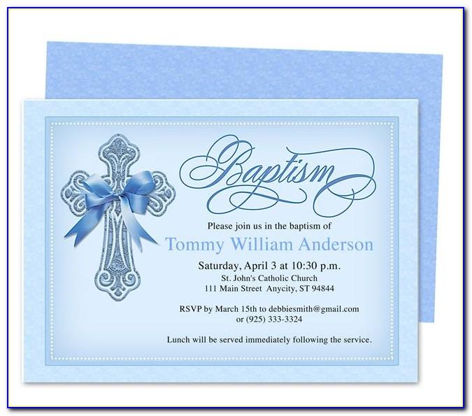 Free Printable Congratulations Baptism Cards