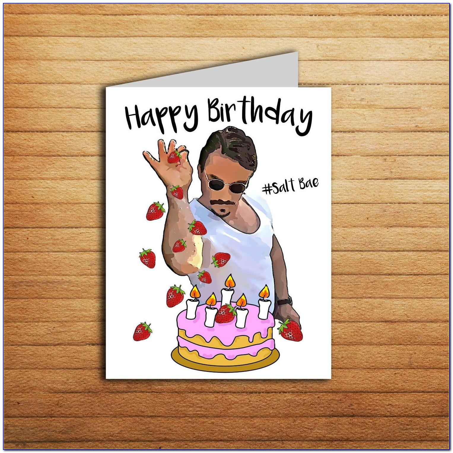 Free Printable Funny Birthday Cards For Brother