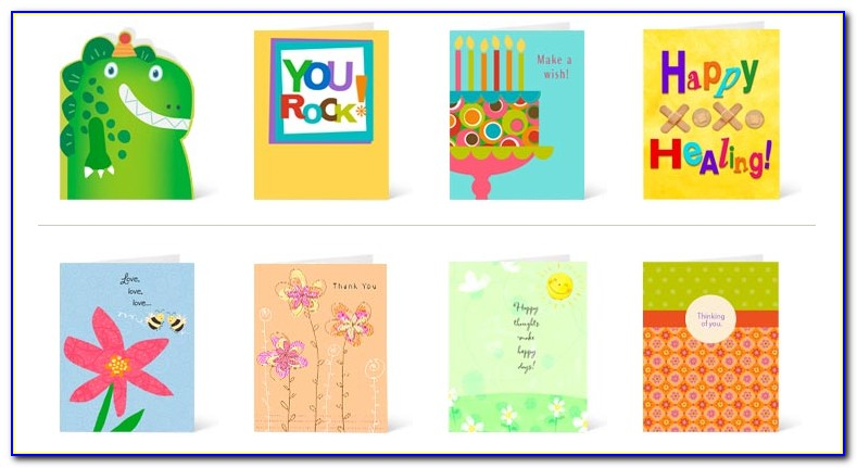 Free Printable Hallmark Bingo Cards