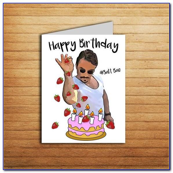 Free Printable Meme Birthday Cards