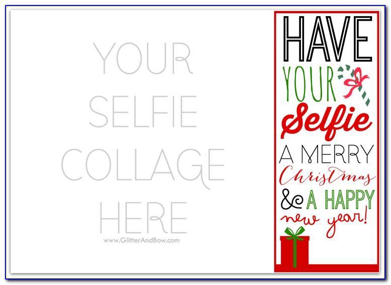 Free Printable Photo Birthday Card Templates