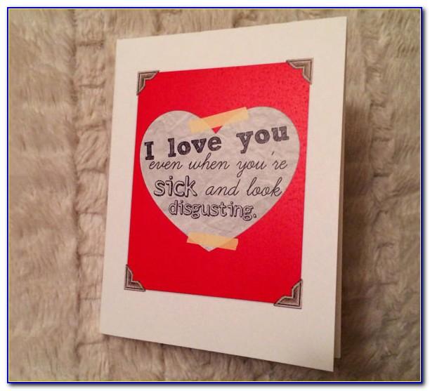 Free Printable Quarter Fold Valentine Cards