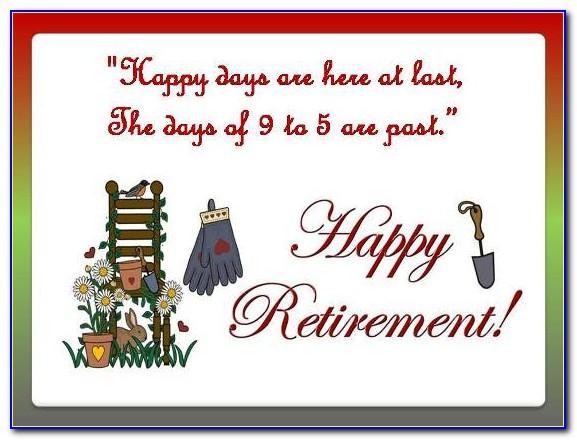 Free Printable Retirement Cards For Teachers
