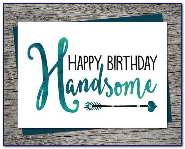 Free Printable Romantic Birthday Cards For Boyfriend