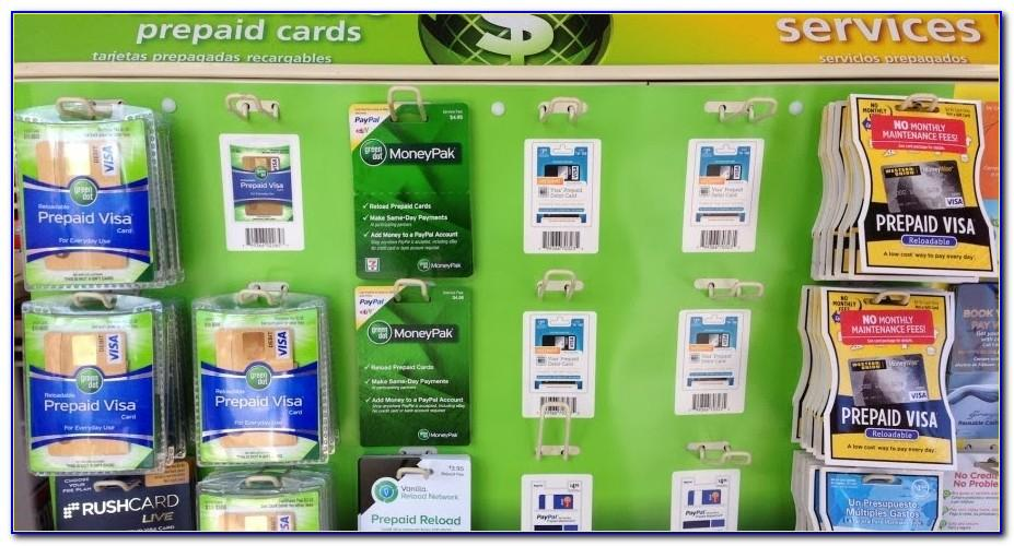 Free Reloadable Prepaid Cards With No Fees