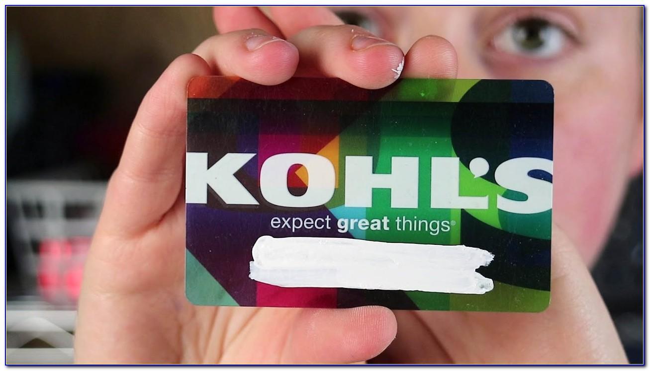 Free Shipping For Kohls Mvc Card Holders