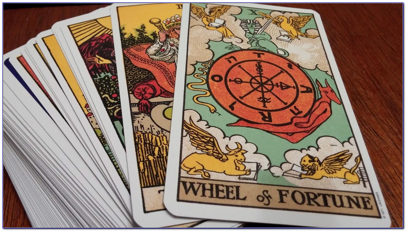 Free Tarot Reading Pick 6 Cards