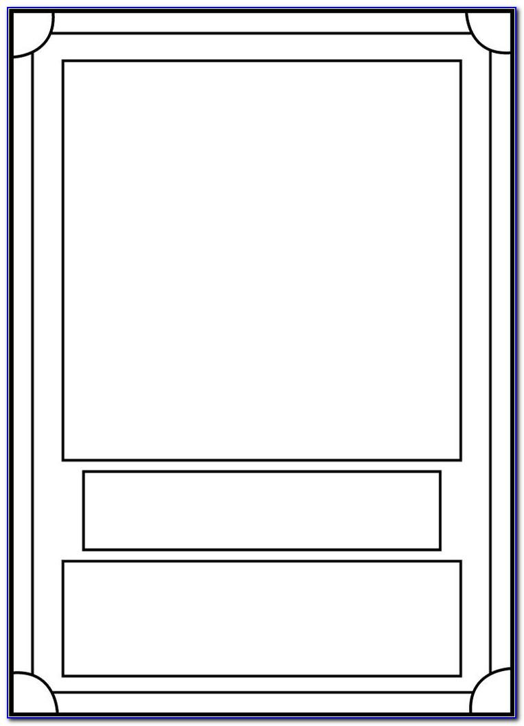Free Trading Card Template Maker