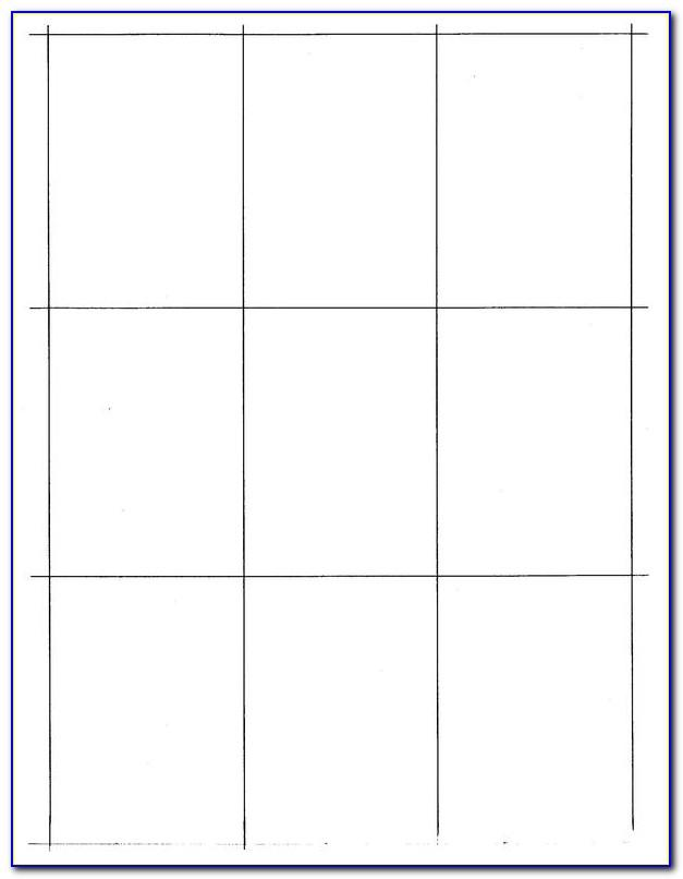 Free Trading Card Template Psd