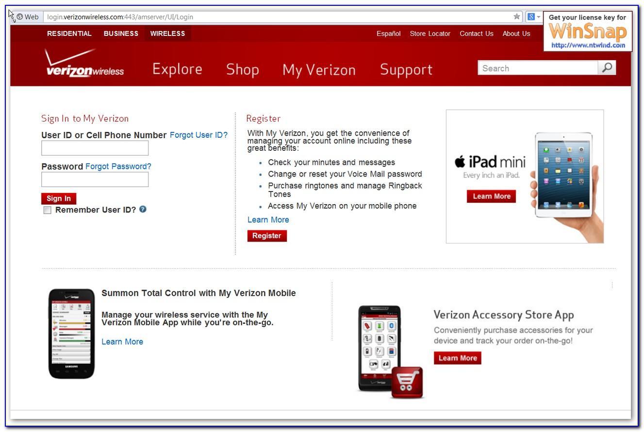 Free Verizon Refill Card Codes